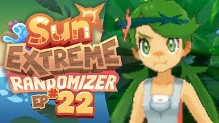 MALLOW HAS A LITTLE SECRET... - Pokemon Sun Extreme Randomizer (Episode 22)