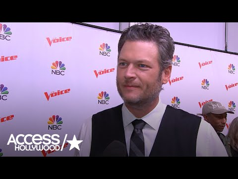 Blake Shelton Felt 'Giddy' Before Performing Duet With Gwen Stefani On 'The Voice'