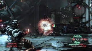 Vanquish - Tactical Challenge 6 + Platinum commentary