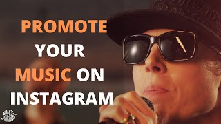How To Post Your Music On Instagram | Marketing Your Music On Instagram