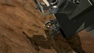 Mars Science Laboratory Mission Animation