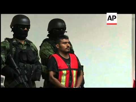 Alleged key member of Knights Templar drugs gang held