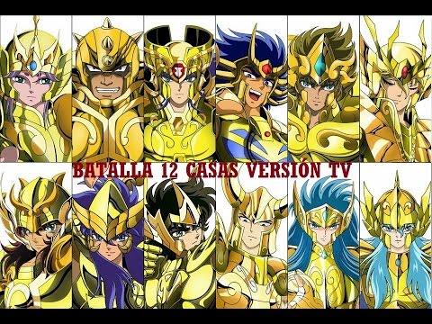 Los caballeros del zodiaco versi n tv alma de soldados batalla 12 casas gamer memories - Casas del zodiaco ...