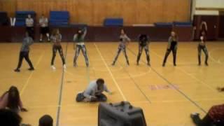 GENRE DANCE TEAM VIDEO (FTC 2009 Student v.s. Alumni Basketball Game)