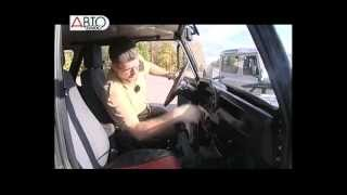 Тест-драйв UAZ (УАЗ) Hunter и Land Rover Defender 90 часть 1 (AutoTurn.ru)