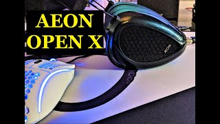Aeon Flow Open X Audiophile Headphone Review!