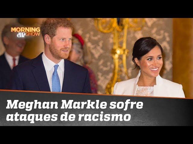 Racismo, Meghan Markle e o cemitério do bom-senso