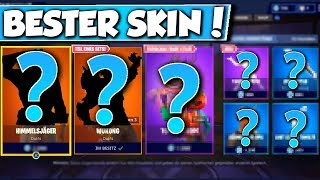 ❌ NEW RESCUE SKINS à SHOP😱 - NEW OBJECT SHOP à FORTNITE est DA!!