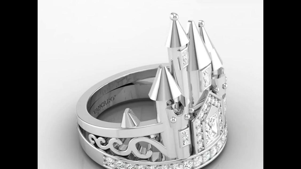 c16095e09d VANCARO Castle Ring - YouTube