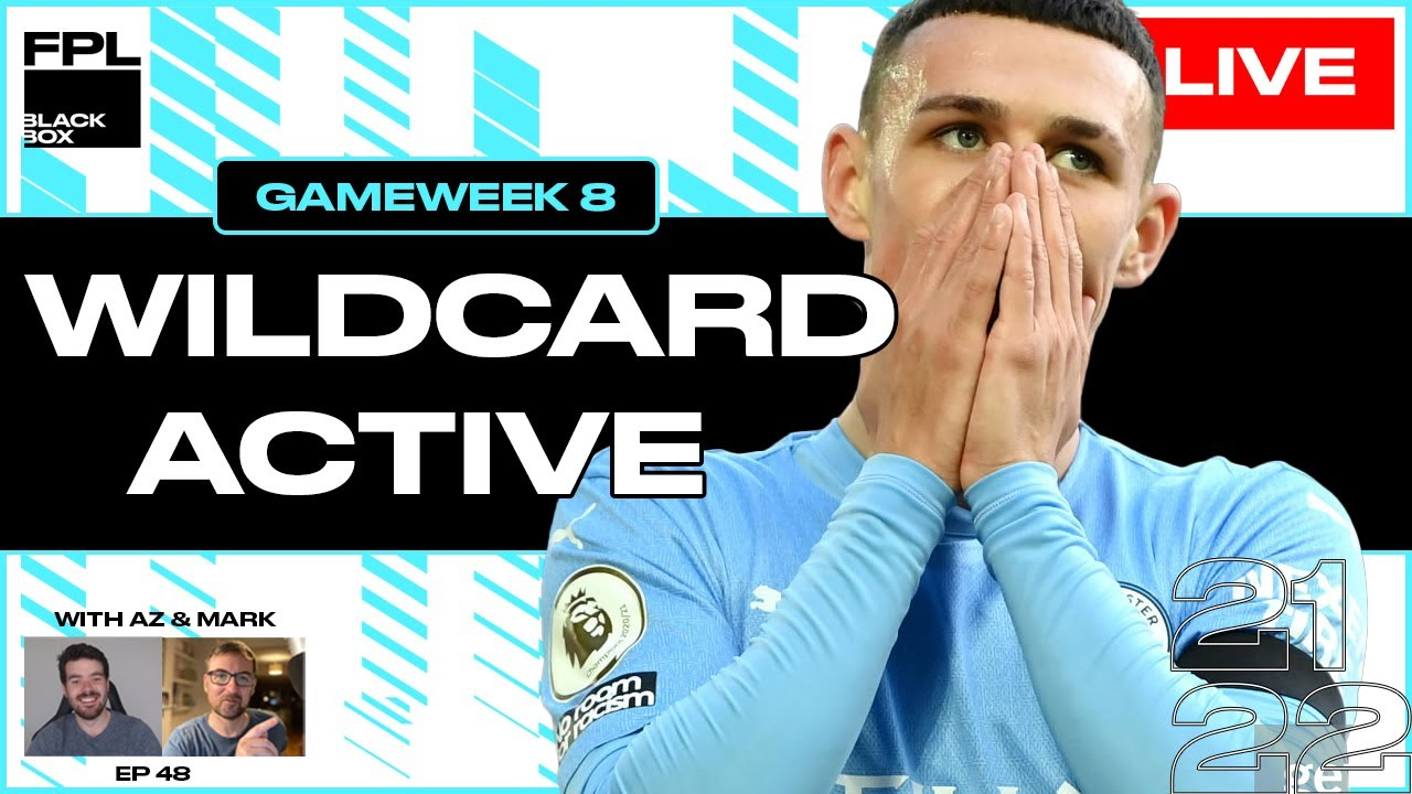 Download FPL BlackBox | Wildcard Active w/ @LetsTalkFpl | Fantasy Premier League 21/22 | GW 8 | Episode 48
