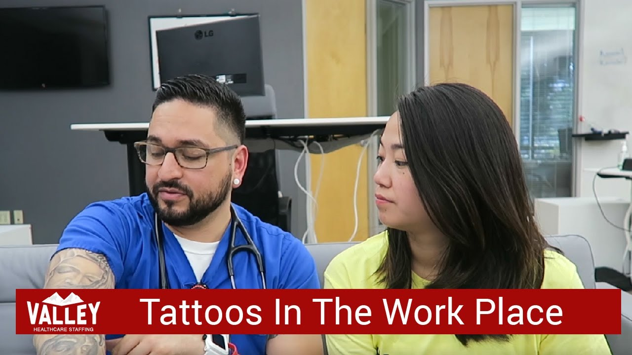 tattoos in a work place Waterfront solicitors discuss a topic that divides many - tattoos in the workplace,  from a legal perspective and the laws behind this debate.