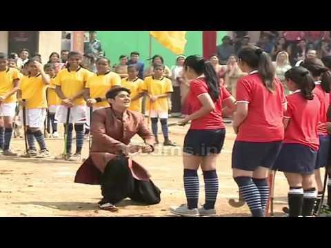 Yeh Rishta Kya Kehlata Hai: Naksh Proposes Tara On Hockey Ground