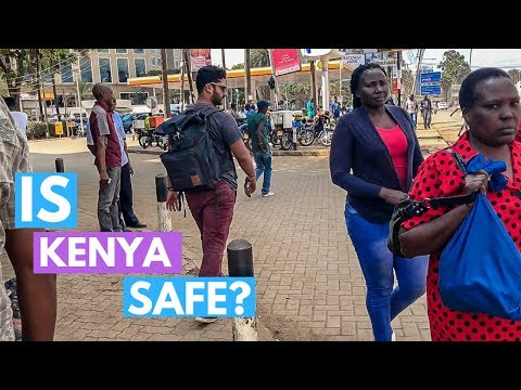 Is Kenya Safe? | Through The Eyes Of A Local