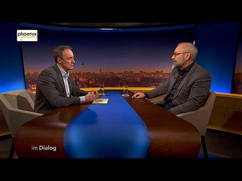 Im Dialog: Michael Krons im Gespräch mit Herfried Münkler am 10.02.17