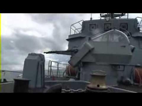 Polish Navy - Anakonda 2012- Firing Range