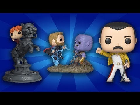 Funko News  New Harry Potter Marvel Queen and Much More