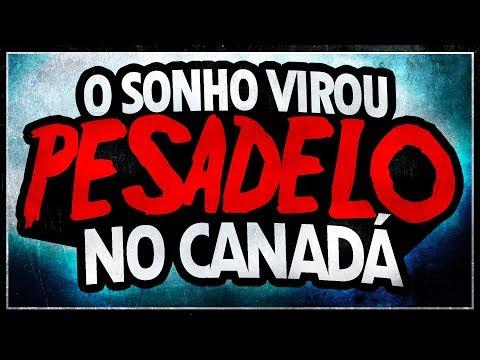 FAMÍLIA BRASILEIRA VIVE PESADELO SEM FIM NO CANADÁ! - Entrevista com André Cerqueira Martins