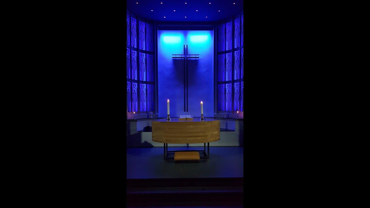 Musikalsk gudstjeneste 25. oktober