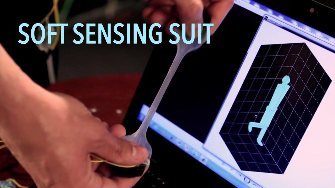 Soft Sensing Suit