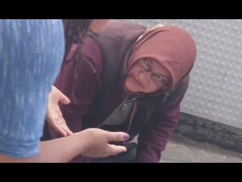 Fake Gypsy Beggar wearing MAKEUP | Roma EPIDEMIC in Croydon, UK | Ep.1