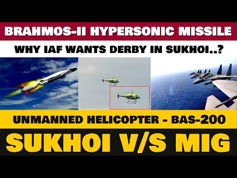 BRAHMOS-II Hypersonic missile,new