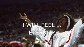 One moment in time - Whitney Houston - Karaoke female version lower (-2)