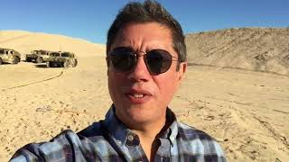 "Dean Devlin - Director's Diary -  ""GEOSTORM"" -  DAY ONE"