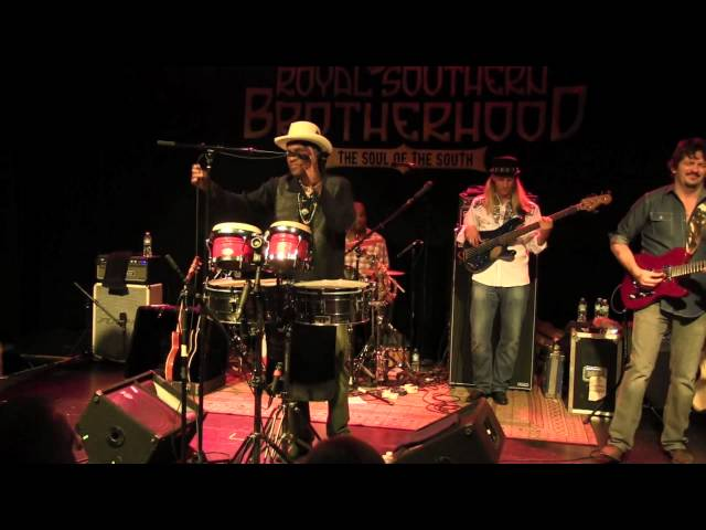 "ROYAL SOUTHERN BROTHERHOOD ""Fire On the Mountain""  8-18-13"