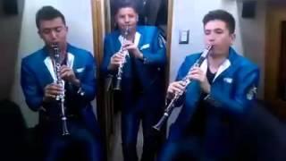 """Clarinetes de Original Banda el Limón """"Ofelia"""""""