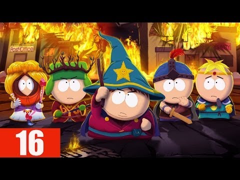 South Park: The Stick of Truth Part 16 Dressing Like A Girl! Walkthrough XBOX 360