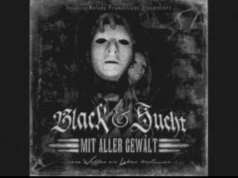 Black & Sucht feat. Dosia Demon, Zer.Fleisch & 089 Clique-Creepin' Shadows