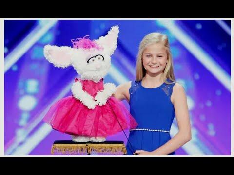 Darci Lynne - All Performances Compilation - Americas Got Talent - Season 12