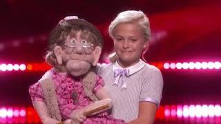 Darci Lynne - All Performances Compilation - Americas Got Talent - Season 12