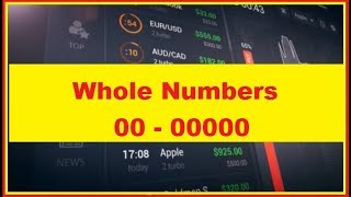Candlestick trading secret of using whole number - Binary options Strategy