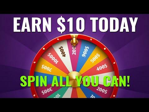EARN $10 FROM SPIN ALL YOU CAN | Paano Kumita Ng P500 Sa Free Bitcoin Cash Manager!