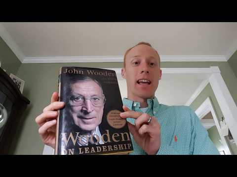 Wooden on Leadership by John Wooden: A 5 Minute Summary