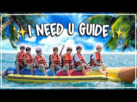 A Guide to BTS: I NEED U Era