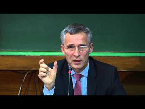 NATO Secretary General - University of Belgrade - 20 NOV 2015 - Part 2/2