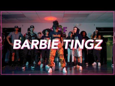 "'Barbie Tingz"" by Nicki Minaj | Analisse Rodriguez Choreography | @analisseworld"
