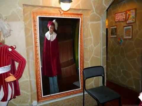 Фото в королевстве кривых зеркал в Нижнем Новгороде