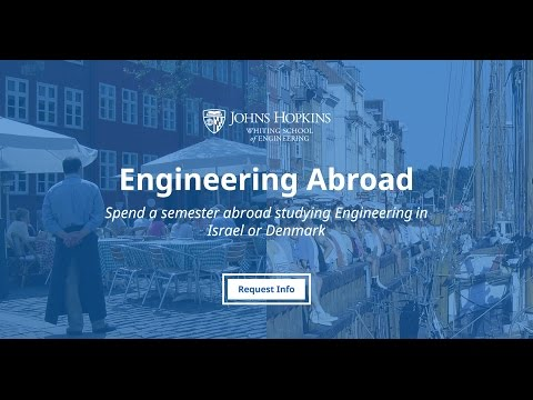 Engineering Abroad - Johns Hopkins University