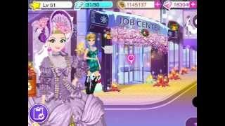 Star Girl: La Princesa Gala