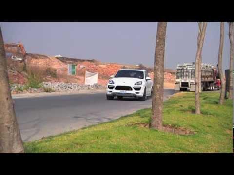 "Automan ""Porsche Cayenne Turbo S"""