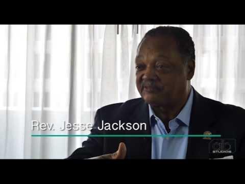 Rev. Jesse Jackson Discuss Economic Empowerment in Atlanta