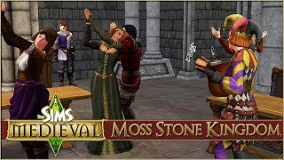 Lure of the Lovely Lute Performer! • Sims Medieval: Moss Stone Kingdom - Episode #26