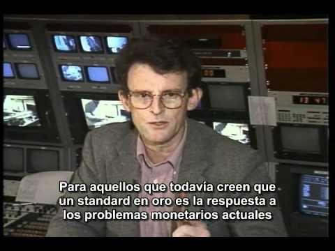 Money Masters (Los amos del dinero) - Federal Reserve History  sub-spanish.español Part 1/2