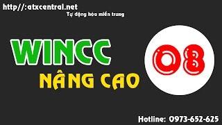 Wincc nâng cao lesson 8 - Language change + Text library & Text distributor (thay đổi ngôn ngữ)