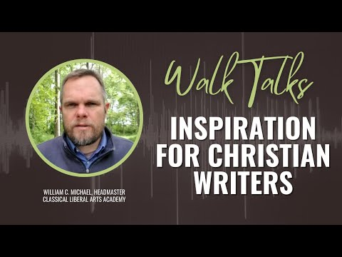 Inspiration for Christian Writers