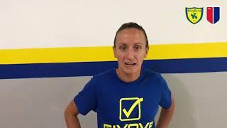 21.08.2018 - Intervista a  Giorgia Motta