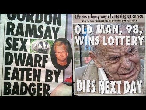 Worlds Worst Headlines!! #2